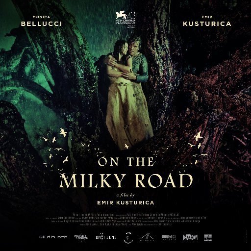 Image result for on the milky road