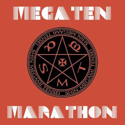 Megaten Marathon JRPG Podcast Cover