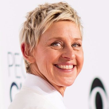 ellen degeneres ellen authentic twitter