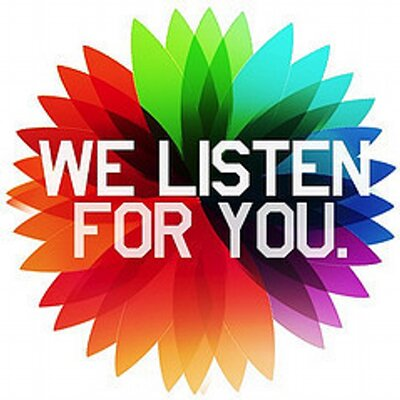 We Listen For You | Social Profile
