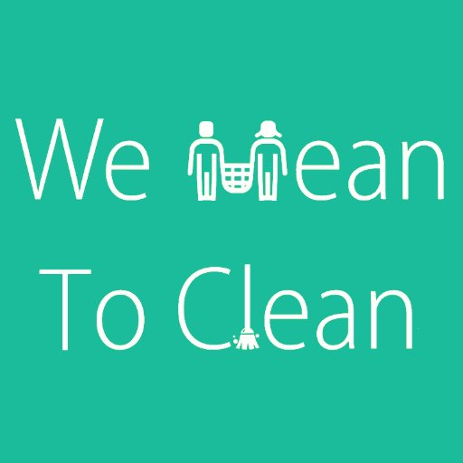 We Mean To Clean