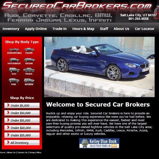Secured Car Brokers (@SecuredBrokers)
