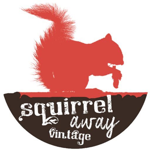Squirrel Away Vtg