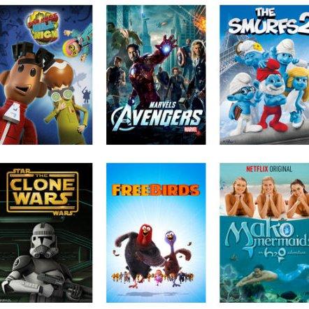Kids & Family Movies