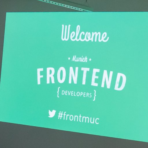 FrontConf - Munich Frontend Conference