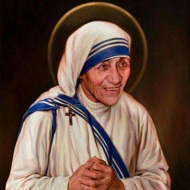 Santa Teresa Calcuta On Twitter Frases De La Santa Teresa De