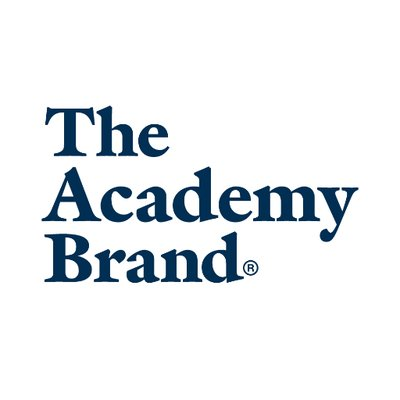 Image result for the academy brand logo