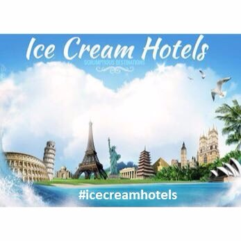 Ice Cream Hotels (@icecreamhotels)   Twitter