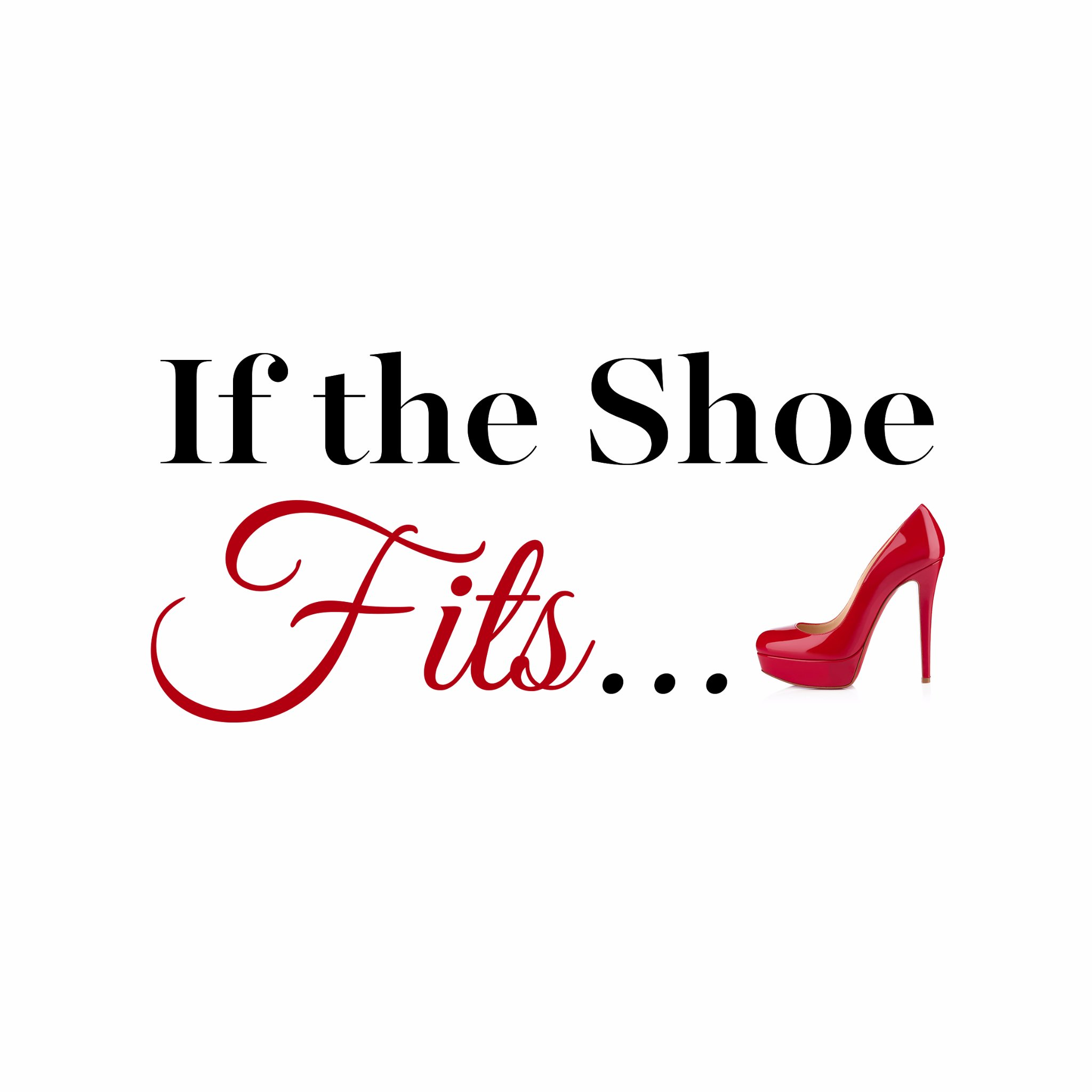 If The Shoe Fits is a specialty family shoe boutique owned and operated by Chad and Shannon Witcher. We carry a wide selection of men's, women's, and children's shoes along with children's apparel!