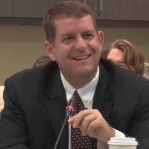 Matthew Masterson Commissioner, US Election Assistance Commission @EACgov .