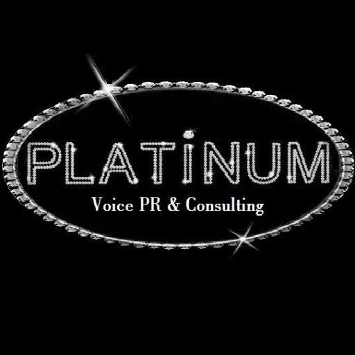 IG: PlatinumVoicePR