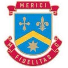 Image result for merici college logo