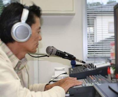 DJ-AKIRA(福島県二本松市。RadioSky代表&パーソナリティー )