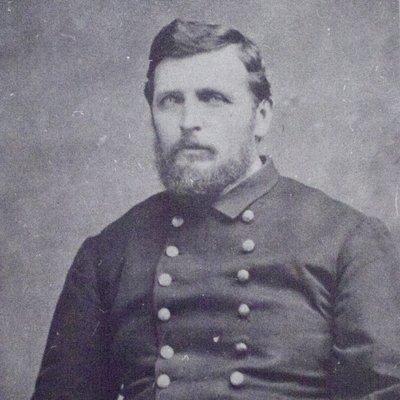 Philip Van Buskirk portrait