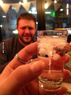 Cum juice