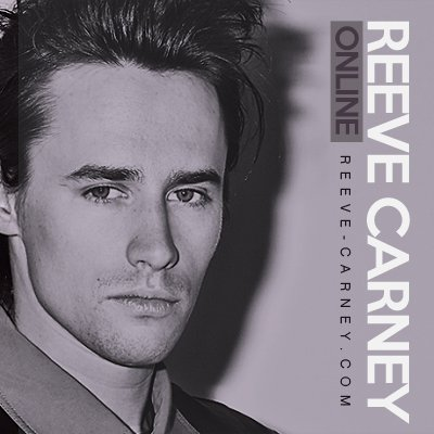 reeve carney singing