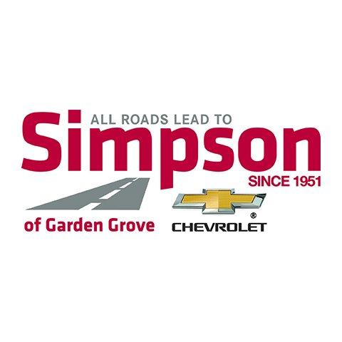 Simpson Chevrolet Simpsonchev Twitter