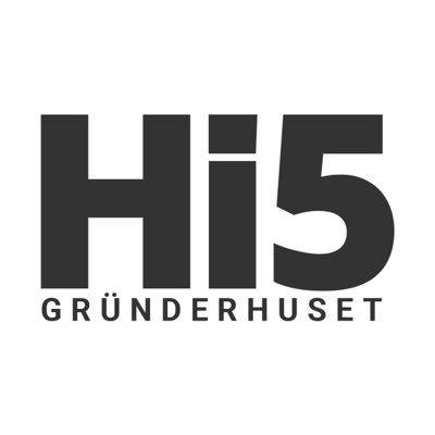 Gründerhuset Hi5 (@grunderhuset) | Twitter