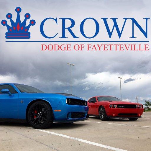Crown Dodge Crowndodgefayvl Twitter