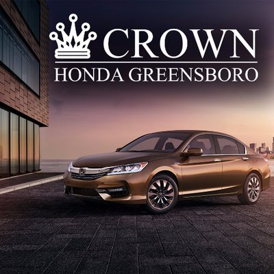 Crown Honda Greensboro Nc >> Crown Honda GSO (@CrownHondaGSO) | Twitter