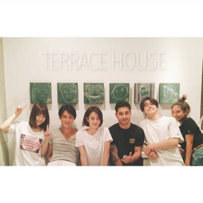 Ch terahach twitter for Terrace house aloha state