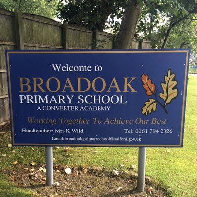 Broadoak PS on Twitter:
