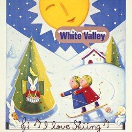 バレー スキー 場 ホワイト