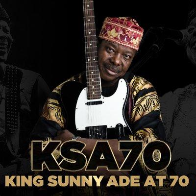 King Sunny Ade (@KingSunnyAde70)   Twitter