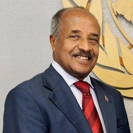 Image result for eritrea minister osman saleh