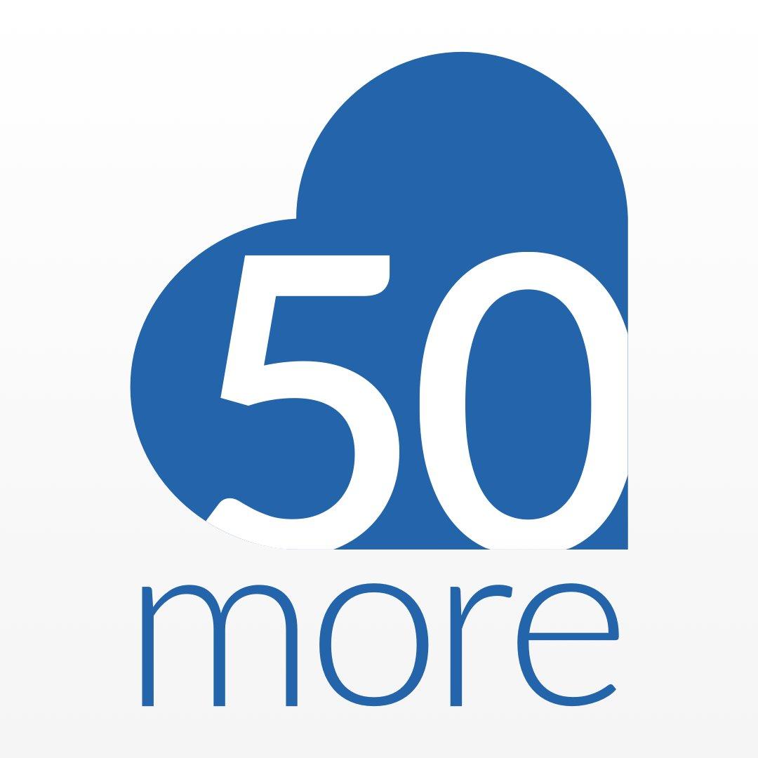 50more