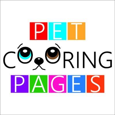 petcoloring twitter