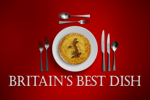 Britain's Best Dish – Celebrity Special - Throng