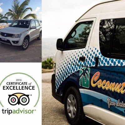 Coconut Cars Tours Coconutbarbados
