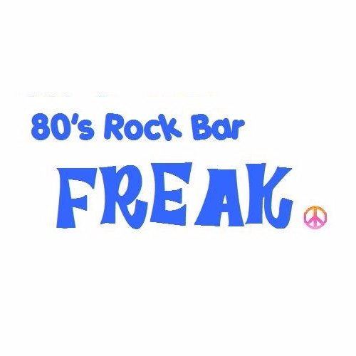 80's Rock Bar FREAK osaka