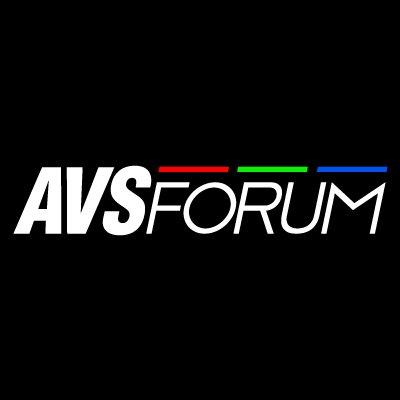 AVS Forum on Twitter: