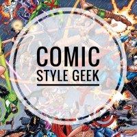 Comic Style Geek