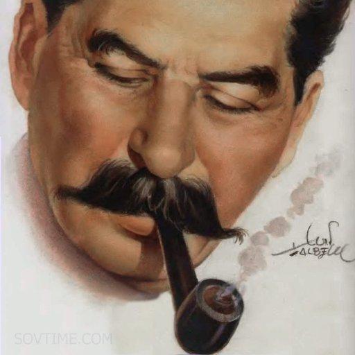 Картинки по запросу Рисунок  Сталин с трубкой