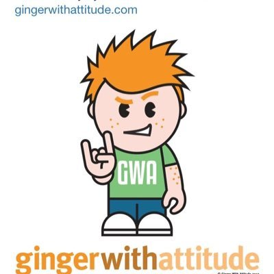 Ginger With Attitude | Social Profile