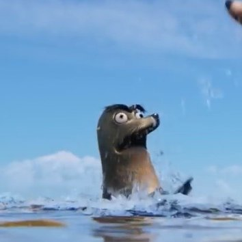 Gerald The Seal