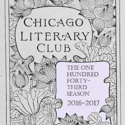 Chicago Lit Club ChicagoLitClub