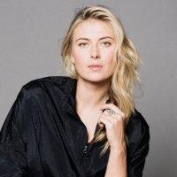 Maria Sharapova twitter profile
