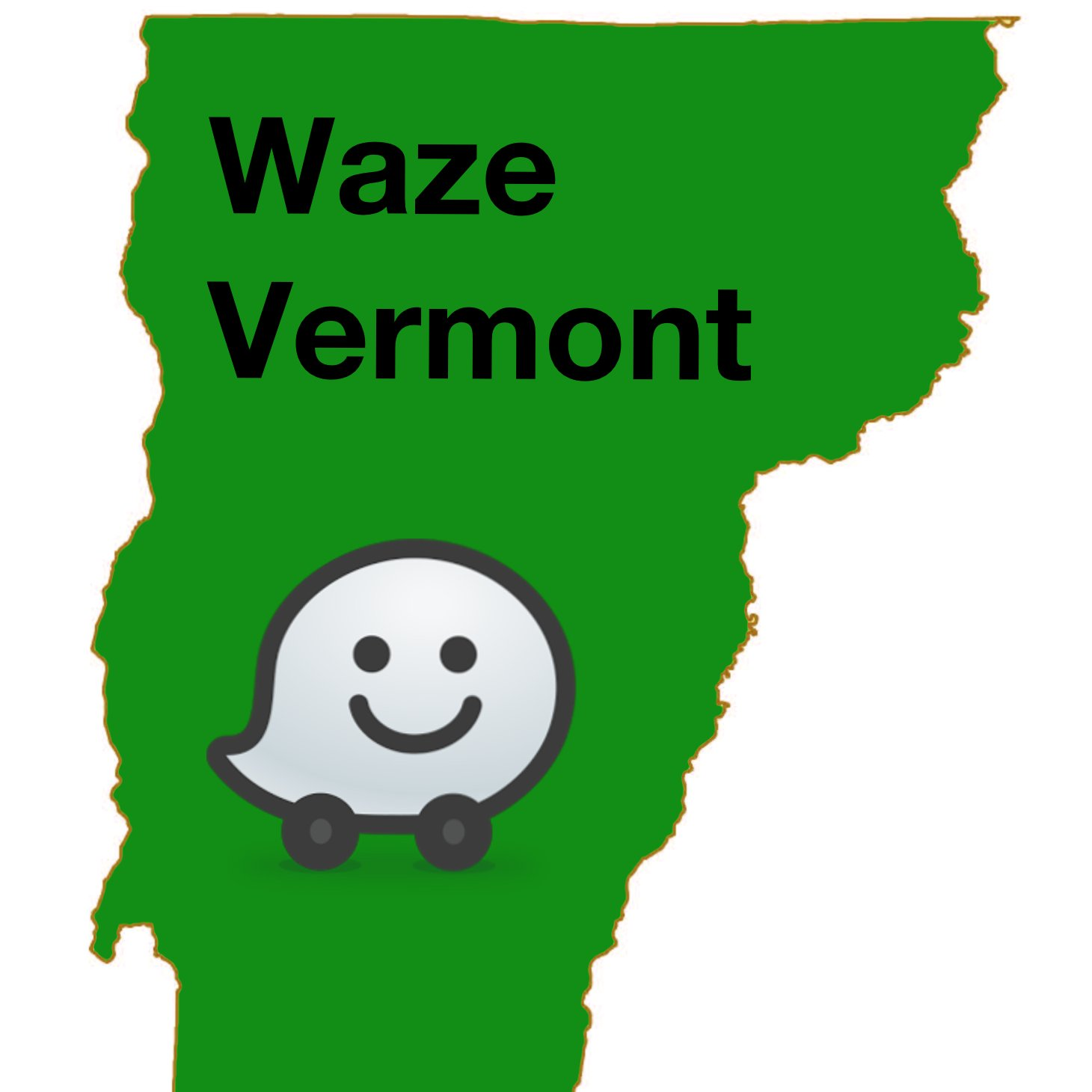 Waze Vermont