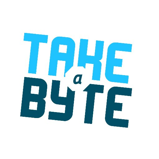 Image result for take a byte