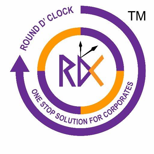 Round D Clock