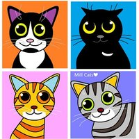 @Mill Cats - RIP Itsy