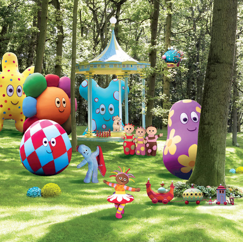 In the Night Garden ITNG  Twitter