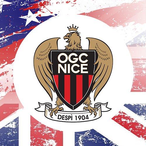 OGC Nice  🇬🇧  🇺🇸
