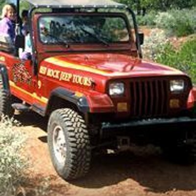 Redrock Jeep Tours