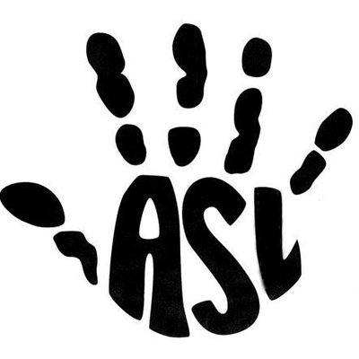 Image result for ASL