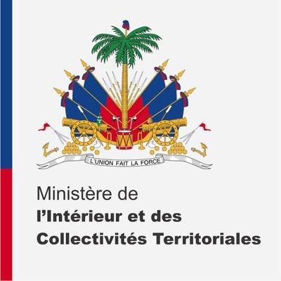 Ministère Intérieur (@MInterieurHaiti) | Twitter